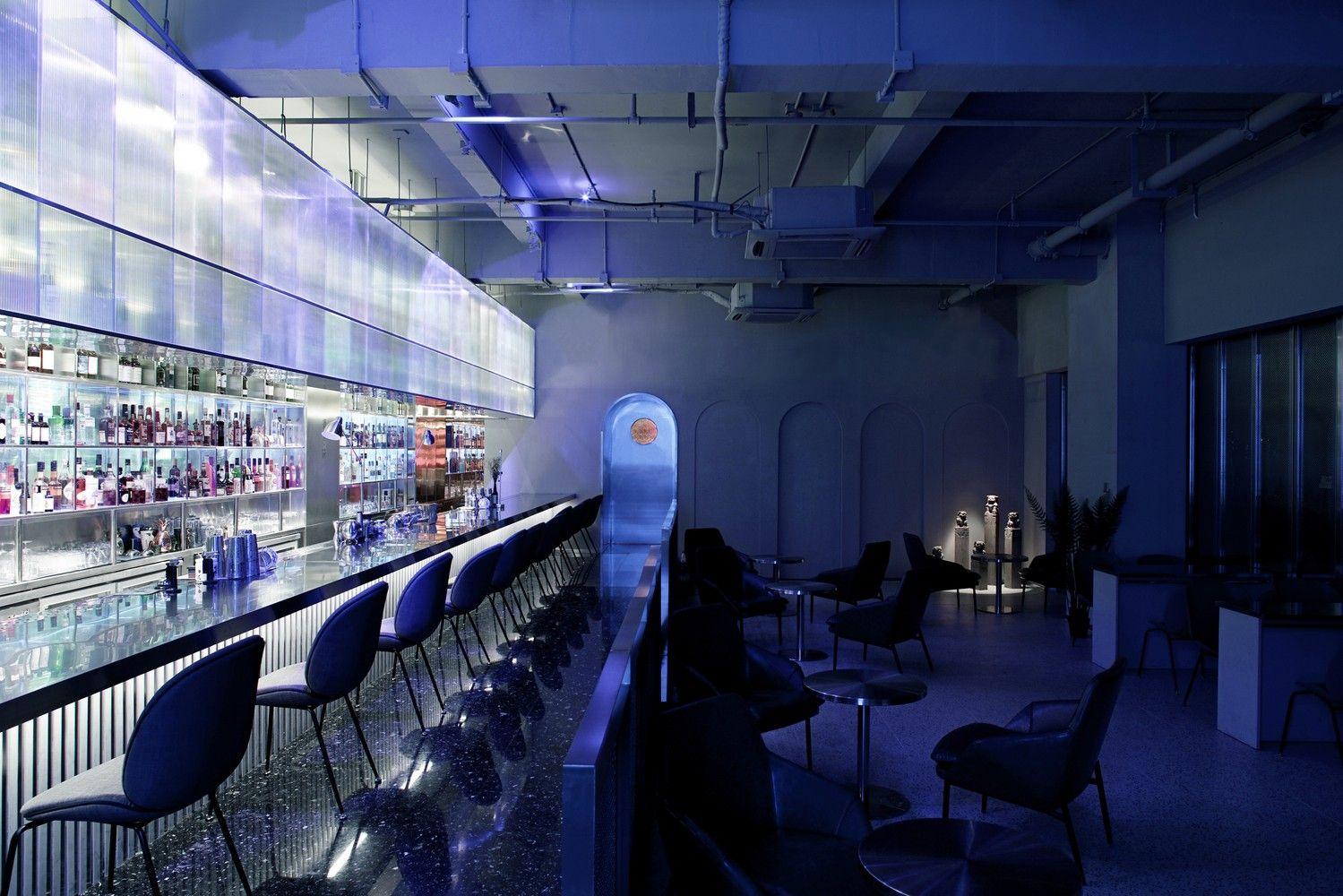 最新 | 斗西设计:酒饕-济 酒吧|刘永鹏 - 1