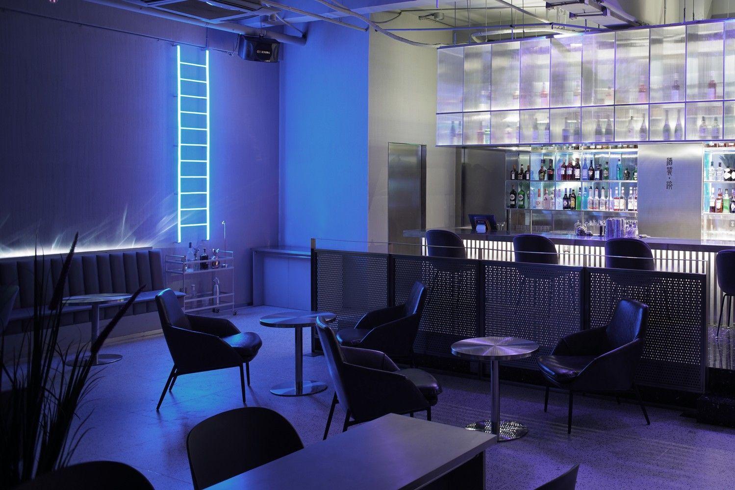最新 | 斗西设计:酒饕-济 酒吧|刘永鹏 - 2