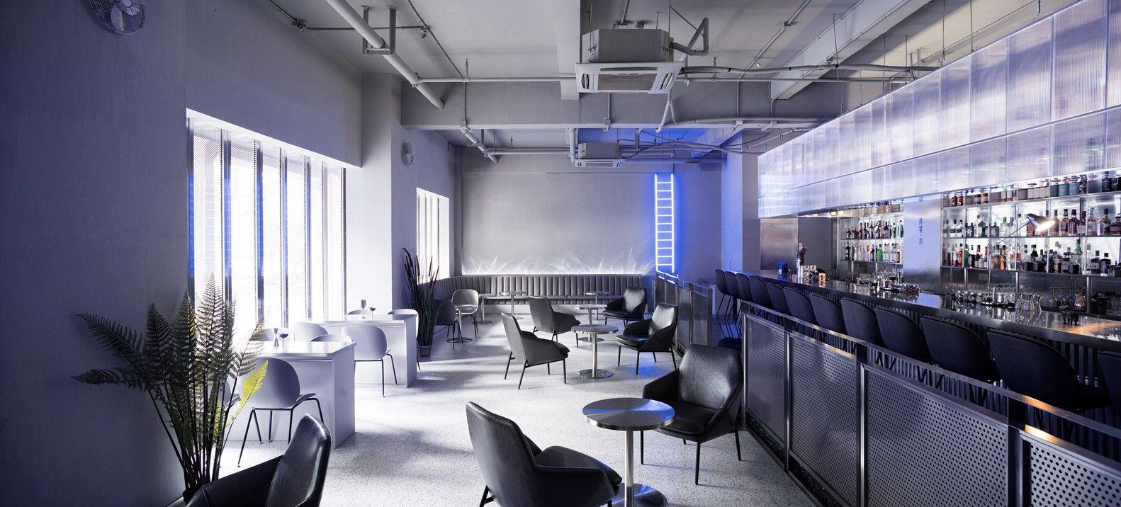 最新 | 斗西设计:酒饕-济 酒吧|刘永鹏 - 3