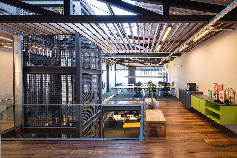 巴西圣保罗Girassol商业大楼设计