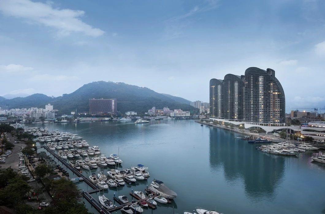 900㎡顶级豪宅丨独享270°海景极致风光