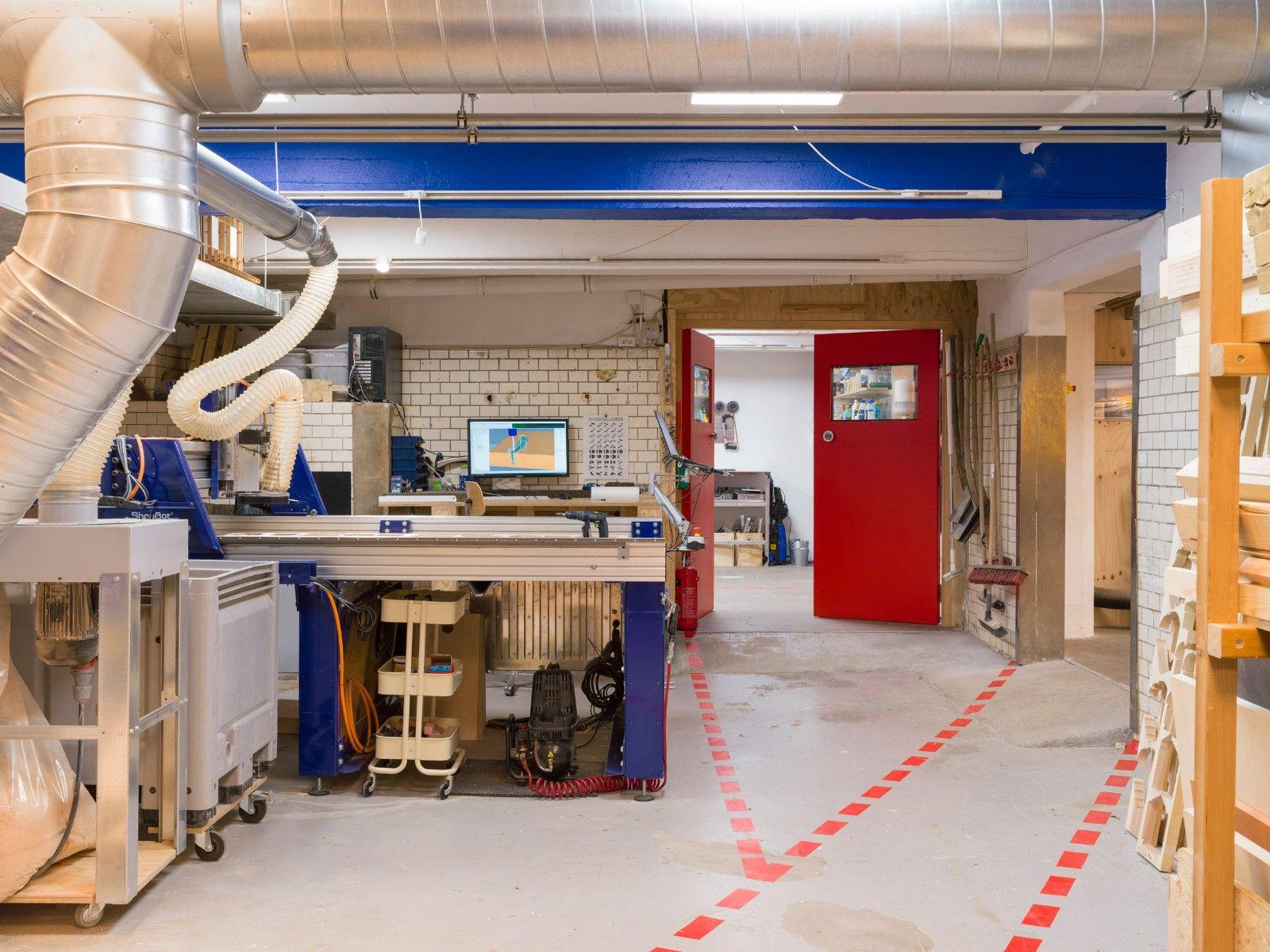 新作 | 丹麦:Spacon & X为Space10创建更灵活的工作空间