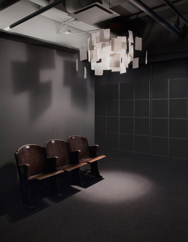 WGNB:昼夜共存的办公空间 Dexter Studios
