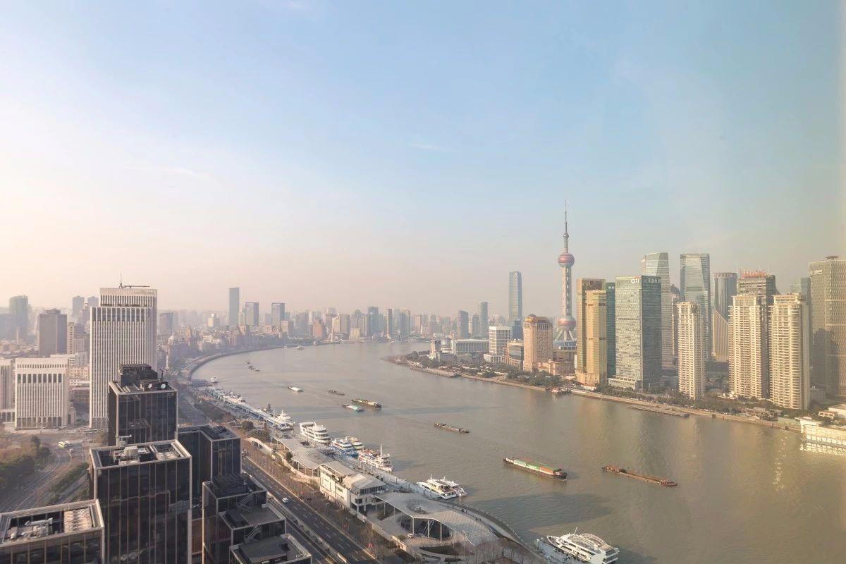 深圳31设计 | 上海外滩金融中心众安总部办公室