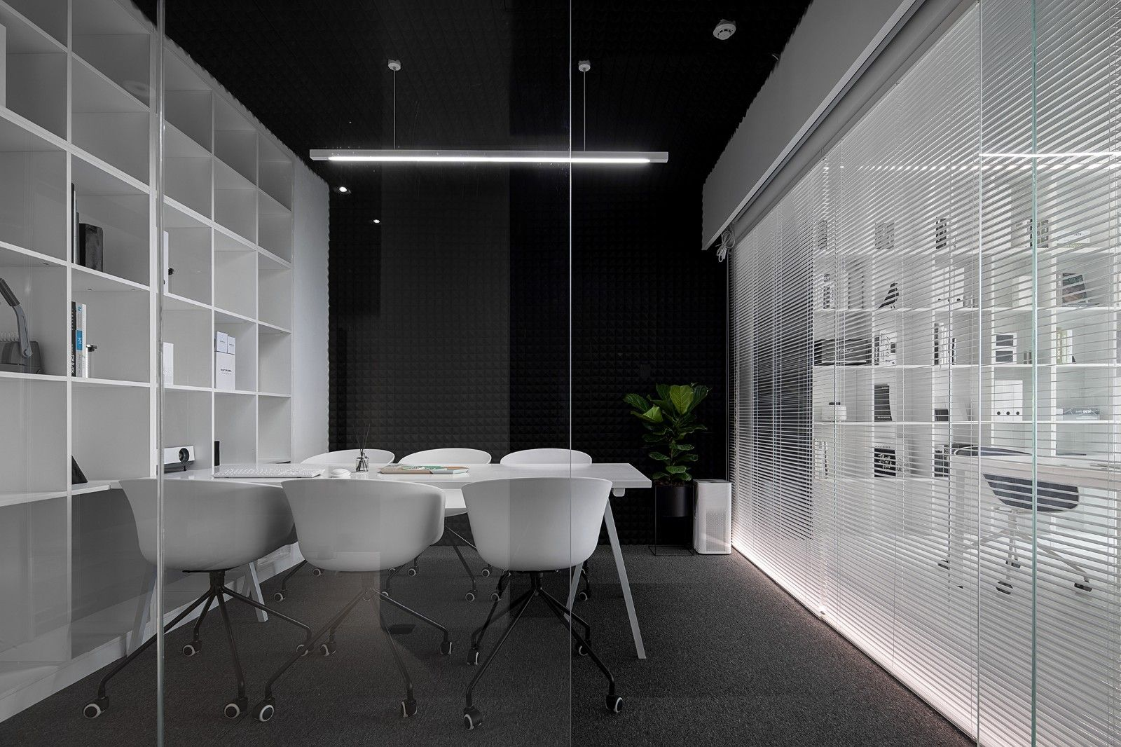 「白色盒子」知白设计研究室