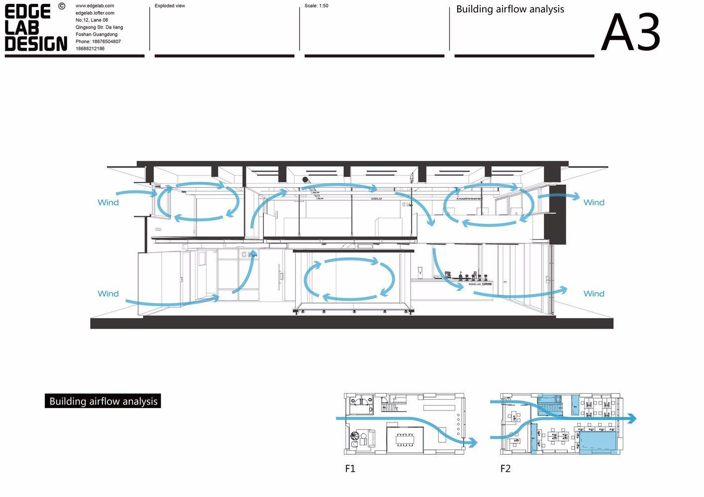 首发 | Edgelab Studio:多种功能结构艺术办公空间