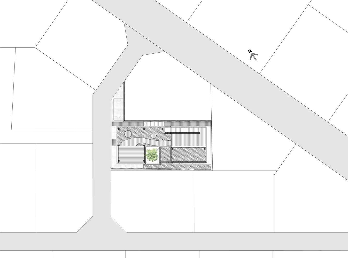 HBA-rchitects:简约的存在 TIRA Office Building