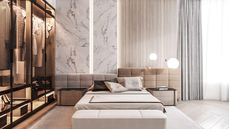 120㎡ 现代简约风丨想拥有这个大客厅