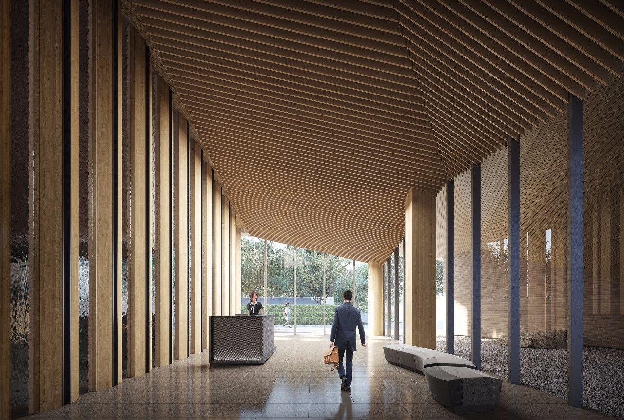 新作 | 顶级公寓就该这样设计,成都新出地标 CEO公馆