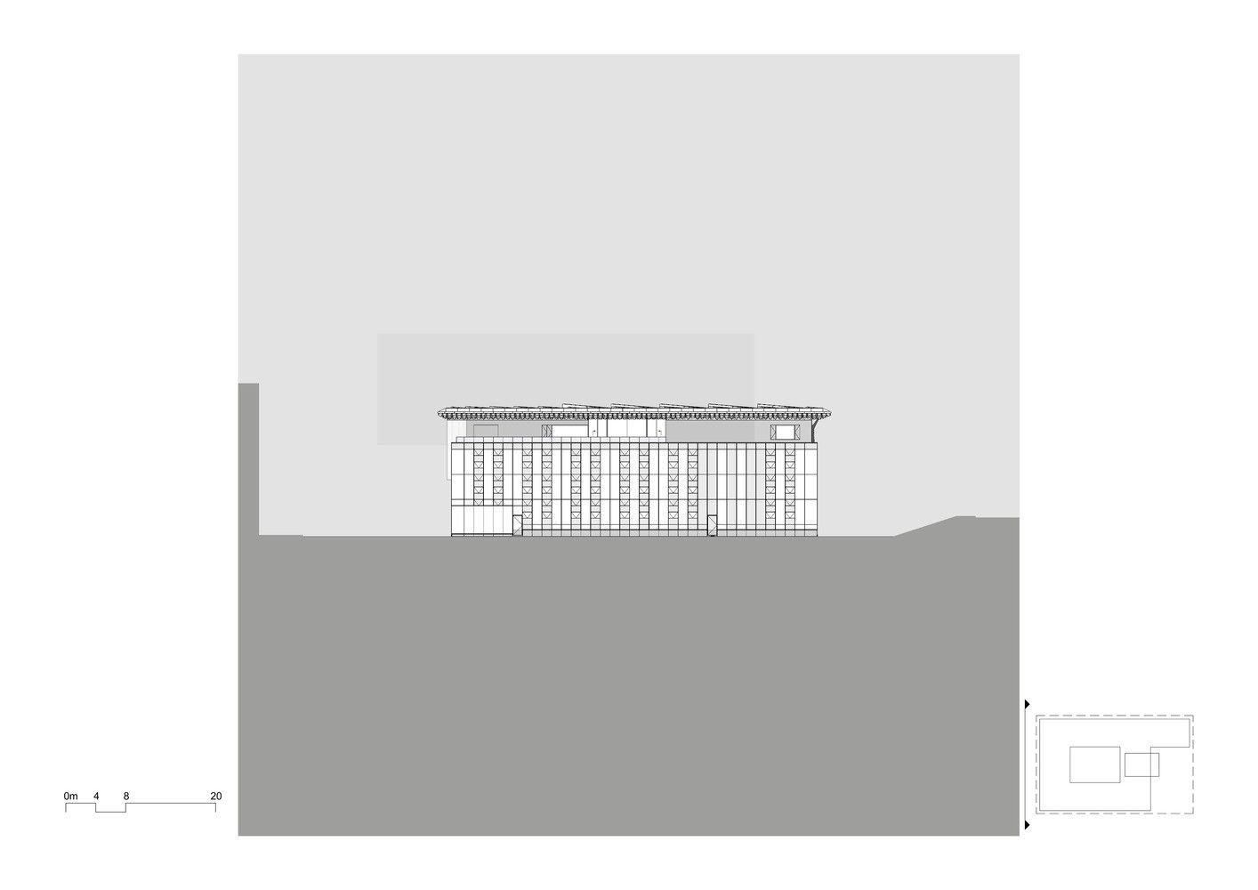 荷兰慈善彩票总部/ Benthem Crouwel Architects