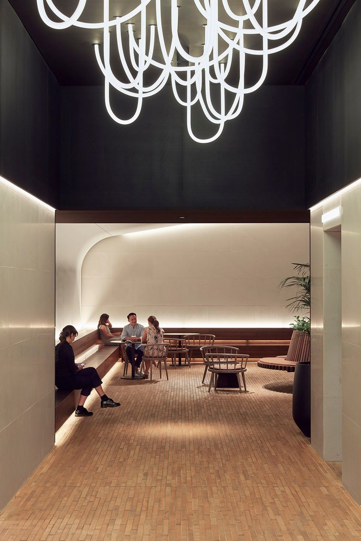 2 Southbank商业办公空间,澳大利亚 / BVN