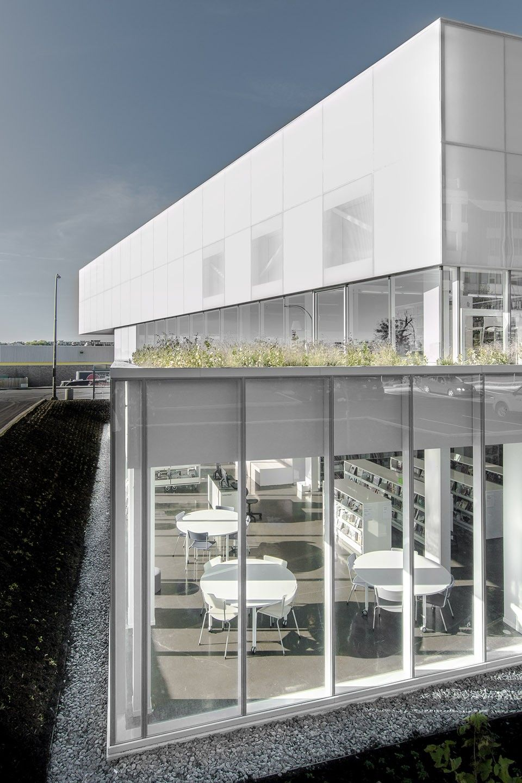 索尔 – 贝娄图书馆,蒙特利尔 / Chevalier Morales Architectes