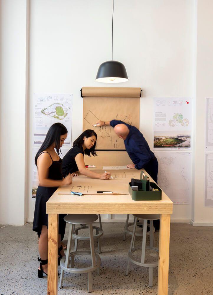 Hayball&Bettina Steffens | 悉尼Hayball工作室