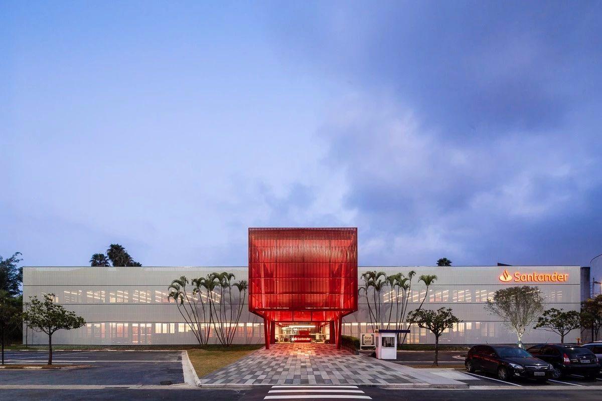 充满活力的总部大楼丨亮点在这4个空间