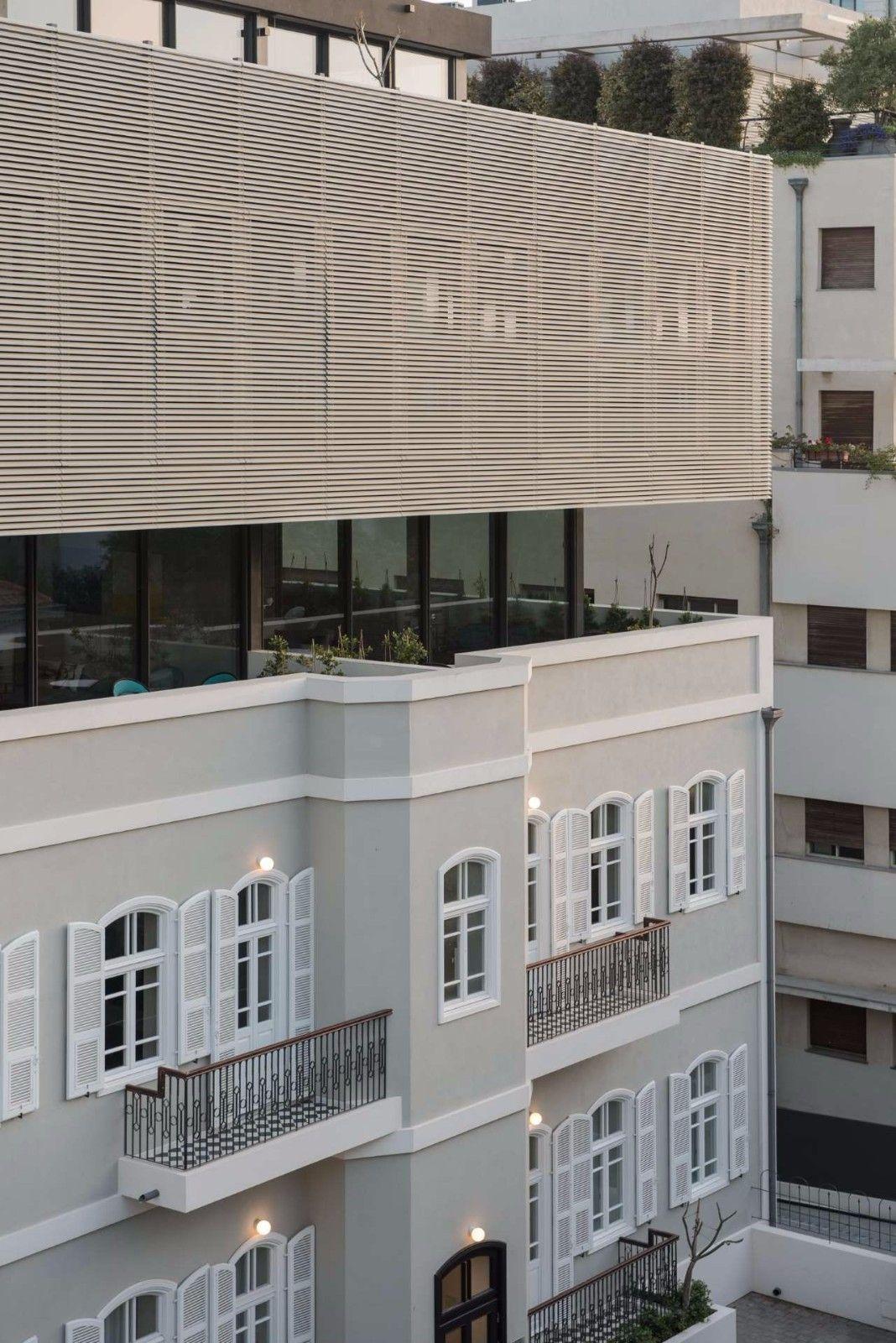 首发 | 特拉维夫:低调奢华现代精致 the Levee酒店