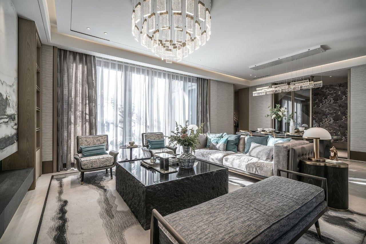 布鲁盟邦邦最新力作—294m2 唯美别墅设计,演绎浪漫东方!