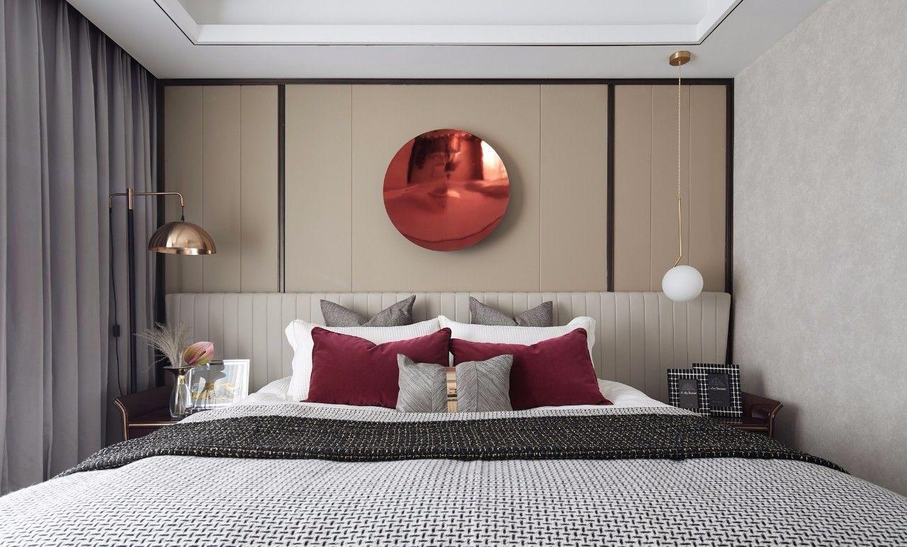 ''红梨色''点缀的奢丽雅致住宅丨这是一场以取悦自我为主题的视觉盛宴 D.DECOR DESIGN - 16