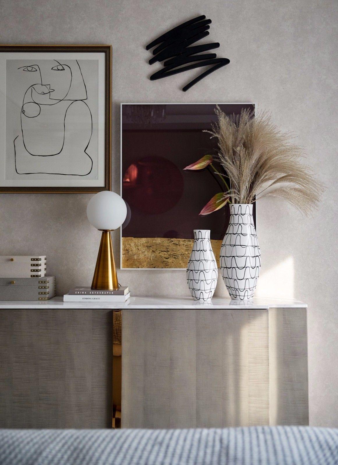 ''红梨色''点缀的奢丽雅致住宅丨这是一场以取悦自我为主题的视觉盛宴 D.DECOR DESIGN - 17