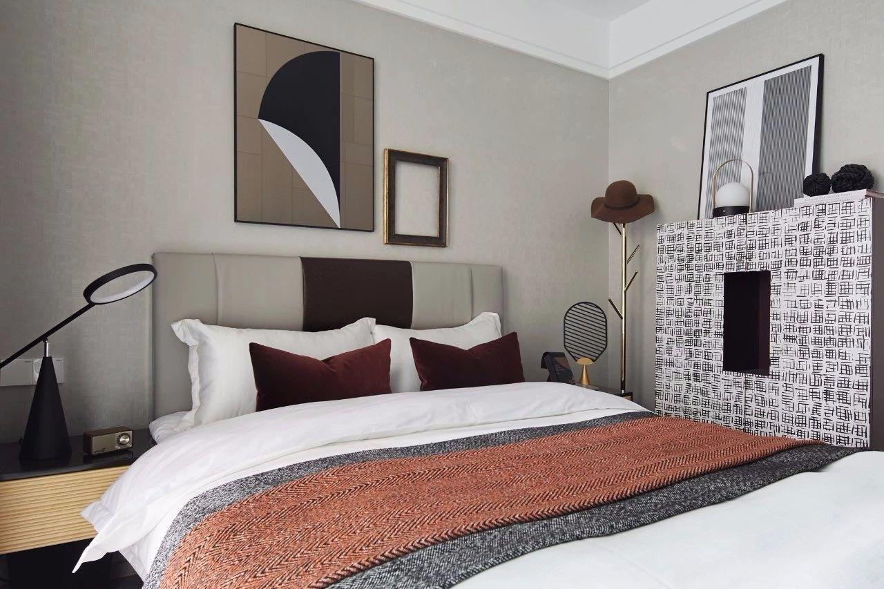 ''红梨色''点缀的奢丽雅致住宅丨这是一场以取悦自我为主题的视觉盛宴 D.DECOR DESIGN - 24