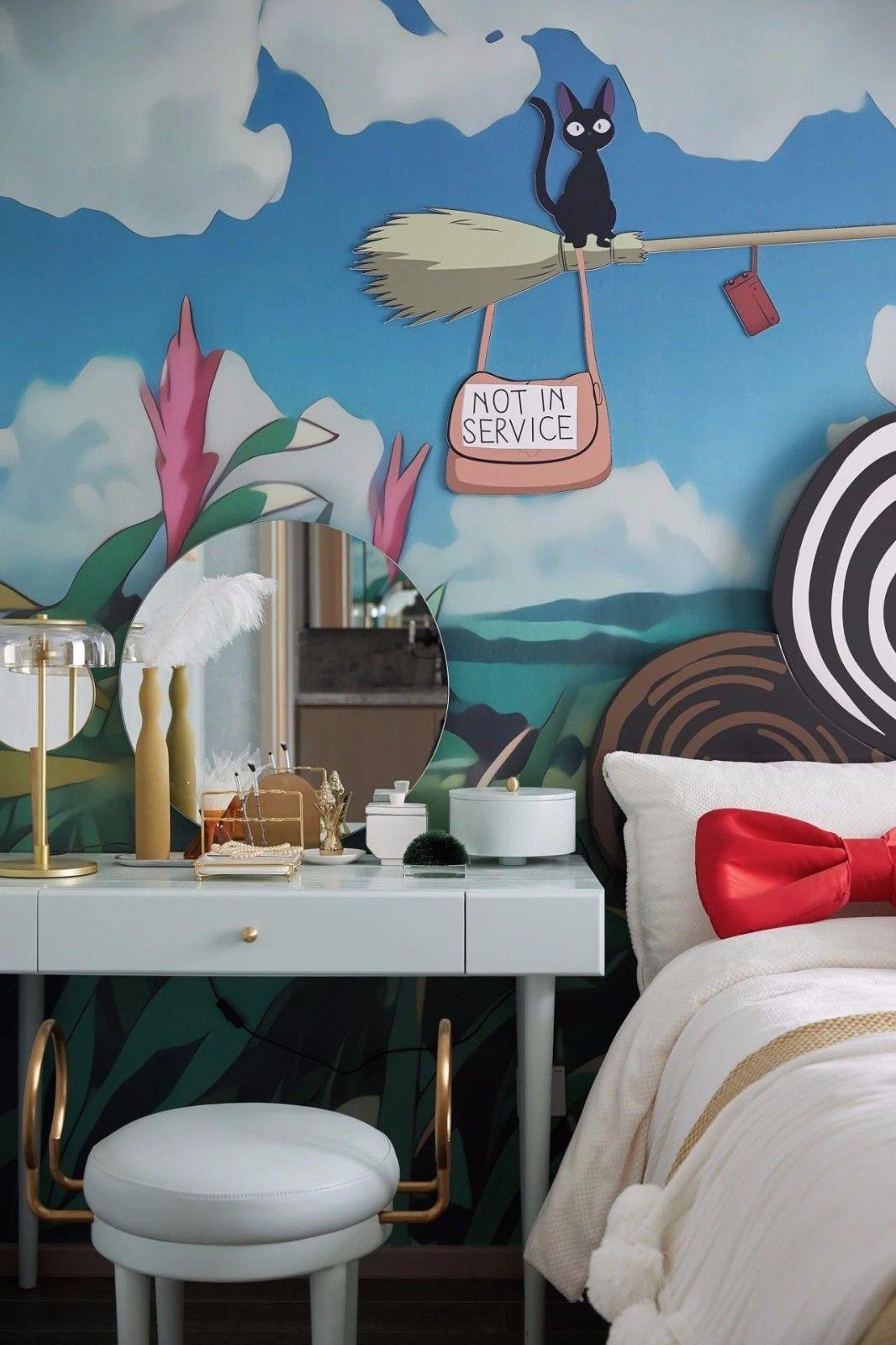 ''红梨色''点缀的奢丽雅致住宅丨这是一场以取悦自我为主题的视觉盛宴