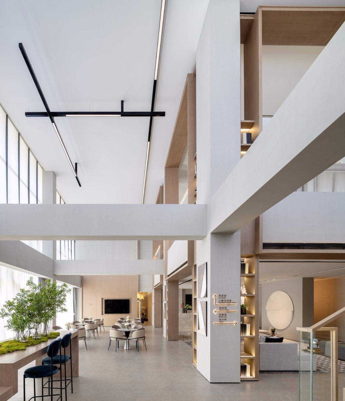【G&K新作】武汉最艺术的沉浸体验式售楼处设计|G&K建筑设计咨询有限公司 - 18