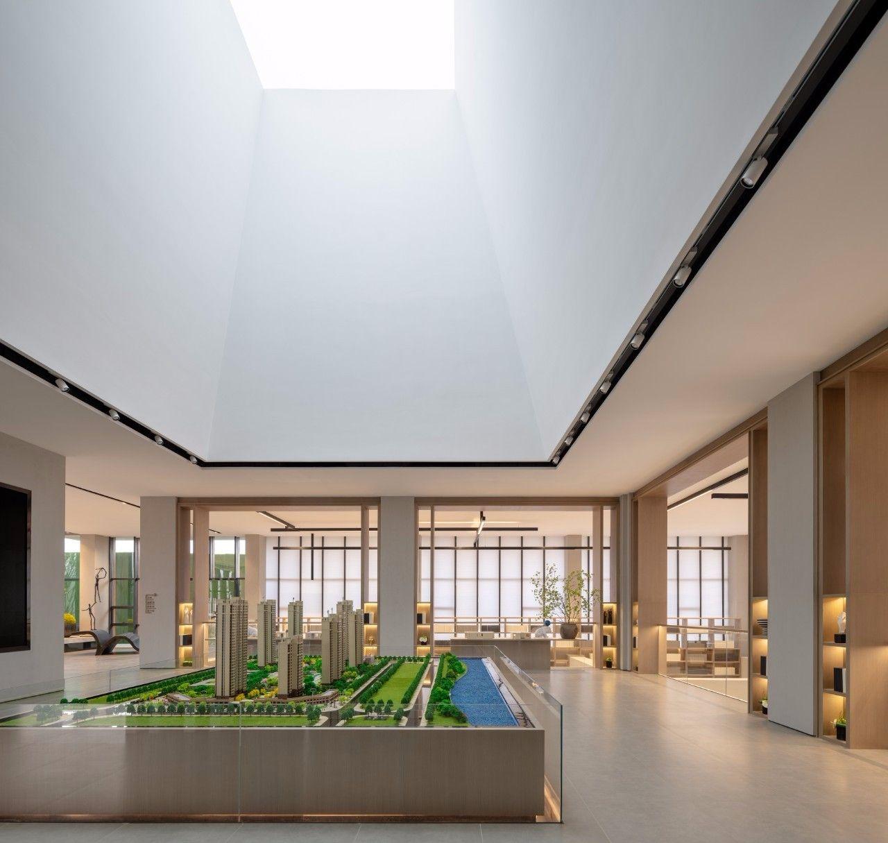 【G&K新作】武汉最艺术的沉浸体验式售楼处设计|G&K建筑设计咨询有限公司 - 10