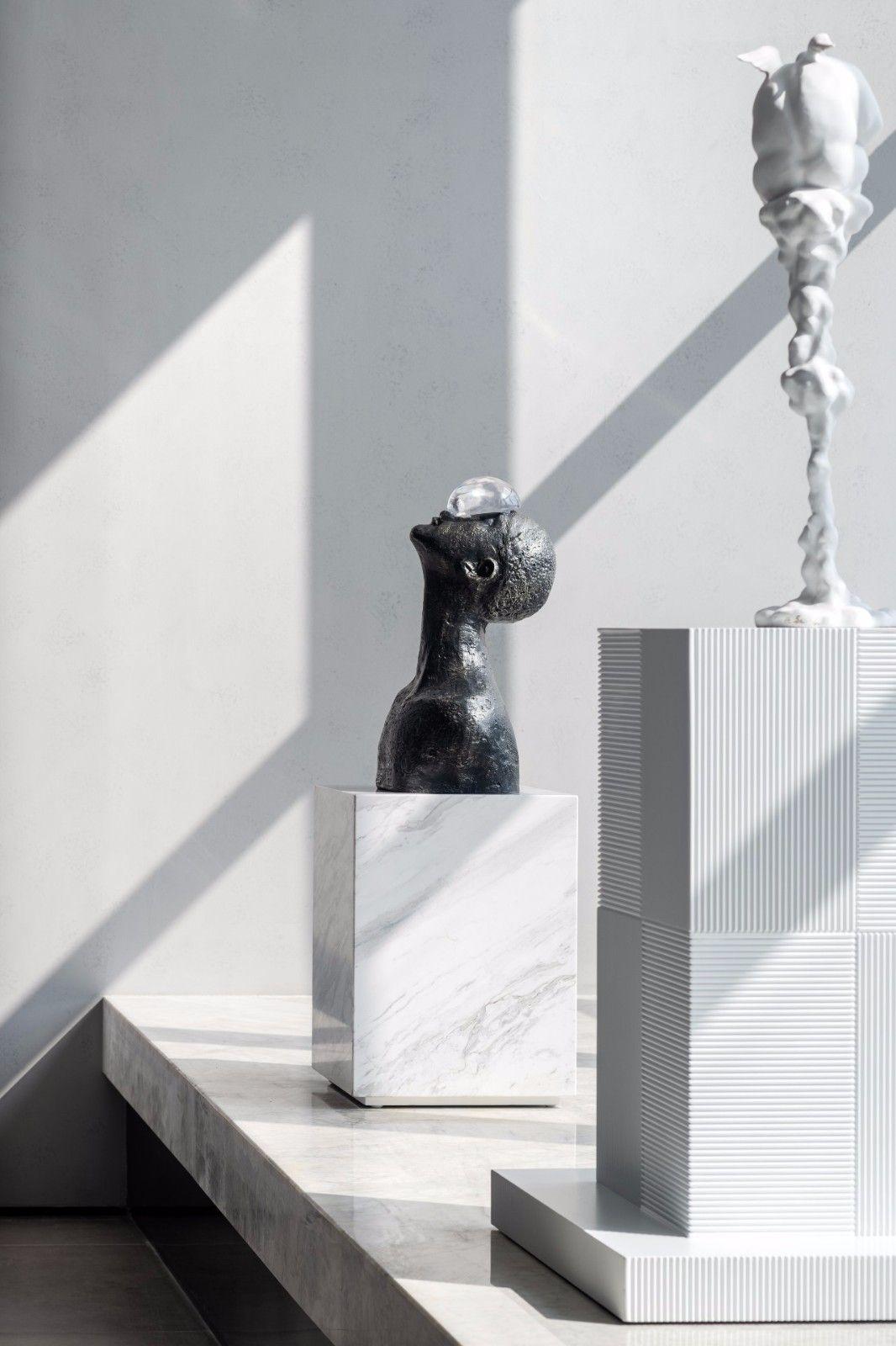 【G&K新作】武汉最艺术的沉浸体验式售楼处设计|G&K建筑设计咨询有限公司 - 9