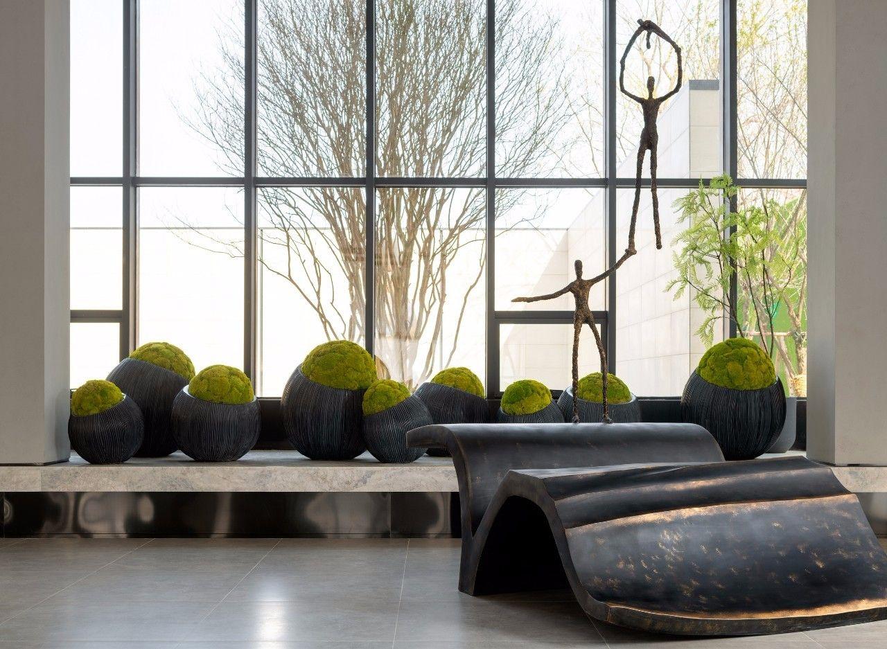 【G&K新作】武汉最艺术的沉浸体验式售楼处设计|G&K建筑设计咨询有限公司 - 11
