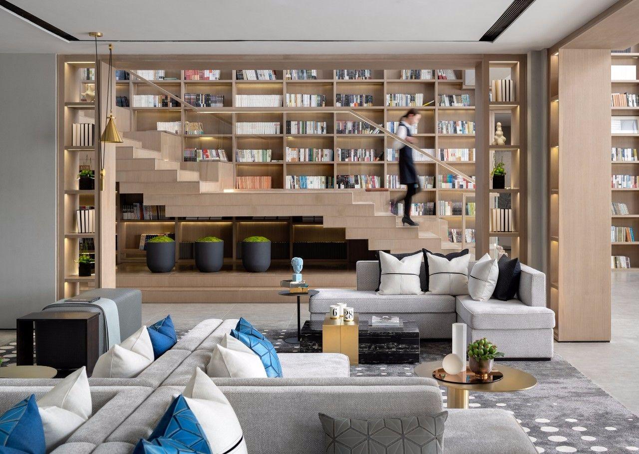 【G&K新作】武汉最艺术的沉浸体验式售楼处设计|G&K建筑设计咨询有限公司 - 14