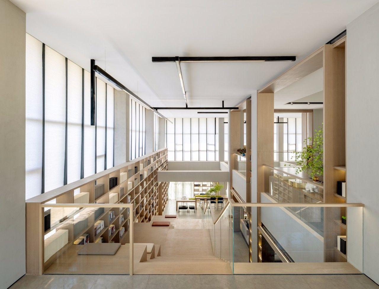【G&K新作】武汉最艺术的沉浸体验式售楼处设计|G&K建筑设计咨询有限公司 - 13
