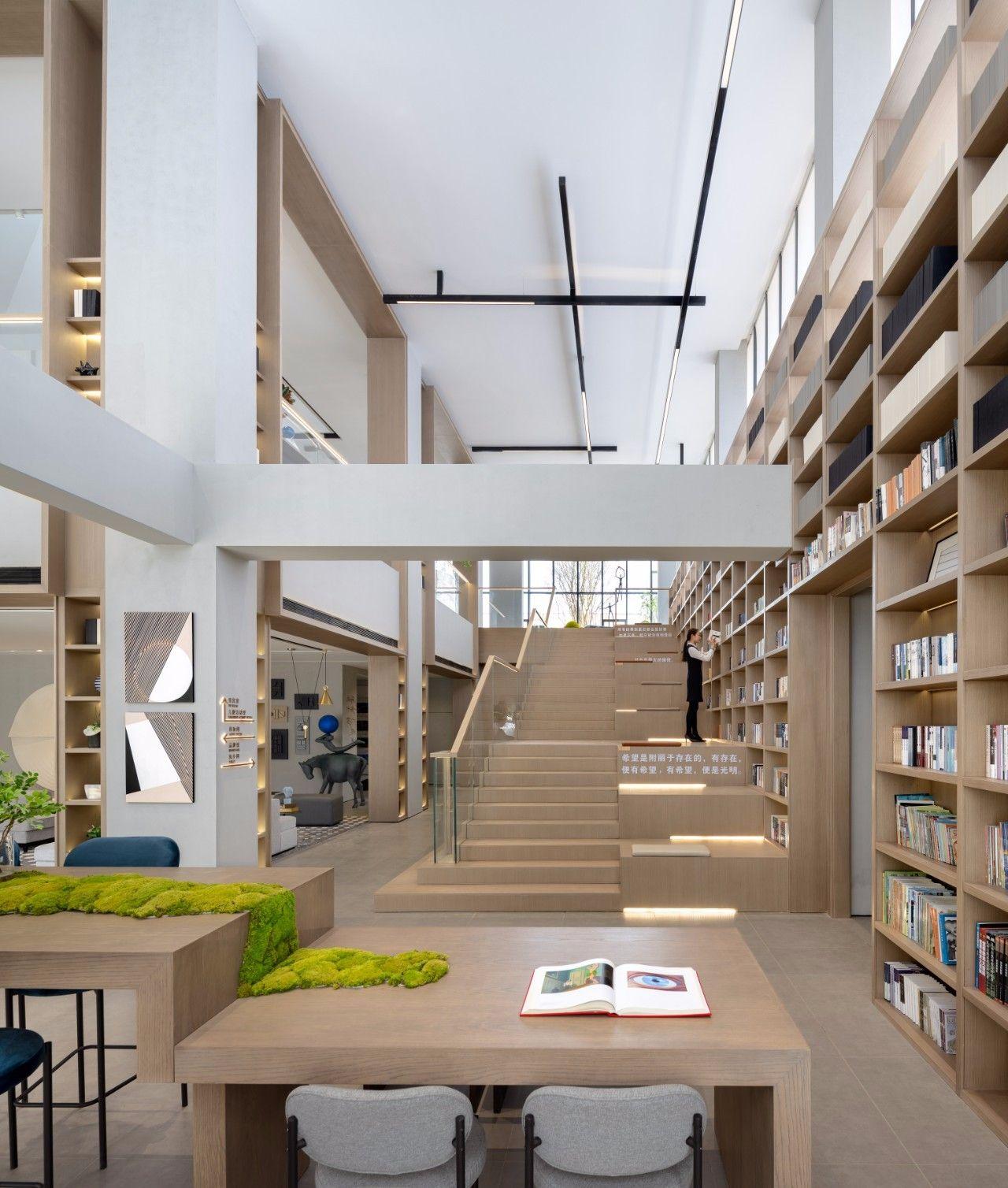 【G&K新作】武汉最艺术的沉浸体验式售楼处设计|G&K建筑设计咨询有限公司 - 15