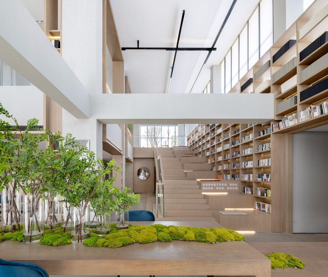 【G&K新作】武汉最艺术的沉浸体验式售楼处设计|G&K建筑设计咨询有限公司 - 16