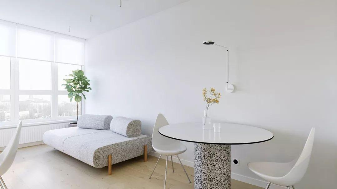 在48平米的小空间里,感受色彩的和谐与冲突 Z River Studio|Z River Studio - 0