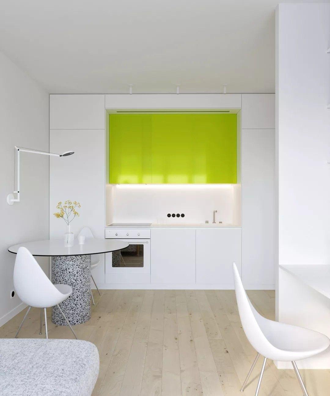在48平米的小空间里,感受色彩的和谐与冲突 Z River Studio|Z River Studio - 2