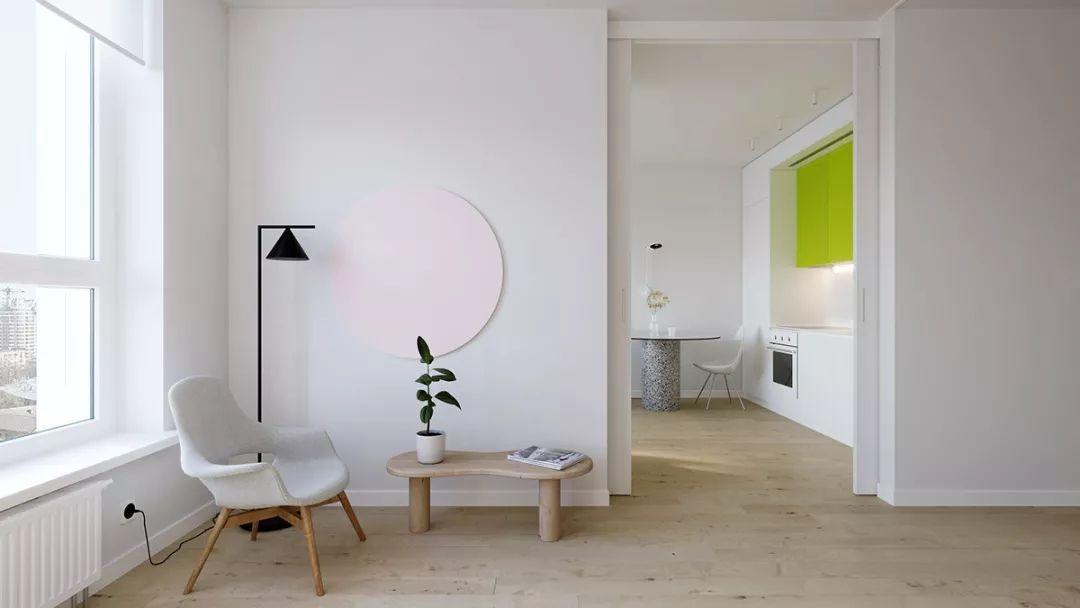 在48平米的小空间里,感受色彩的和谐与冲突 Z River Studio|Z River Studio - 4