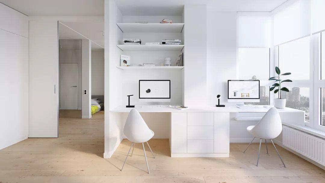 在48平米的小空间里,感受色彩的和谐与冲突 Z River Studio|Z River Studio - 3