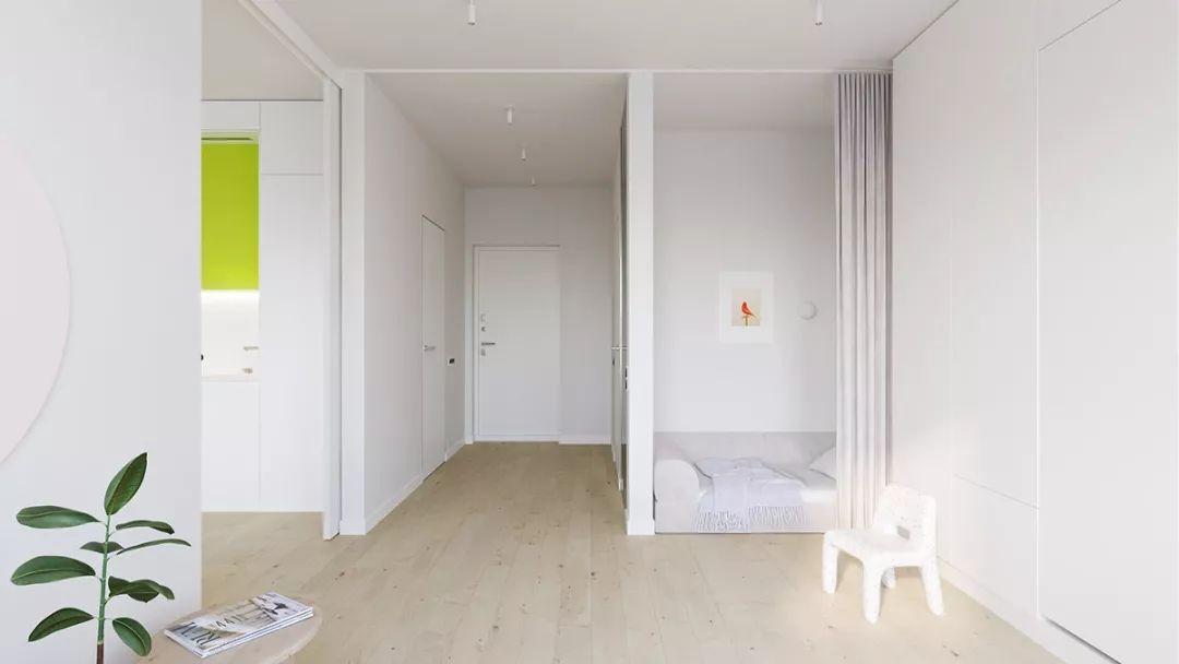 在48平米的小空间里,感受色彩的和谐与冲突 Z River Studio|Z River Studio - 5