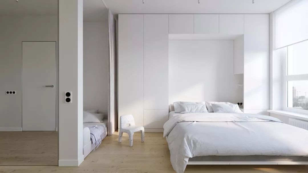 在48平米的小空间里,感受色彩的和谐与冲突 Z River Studio|Z River Studio - 7