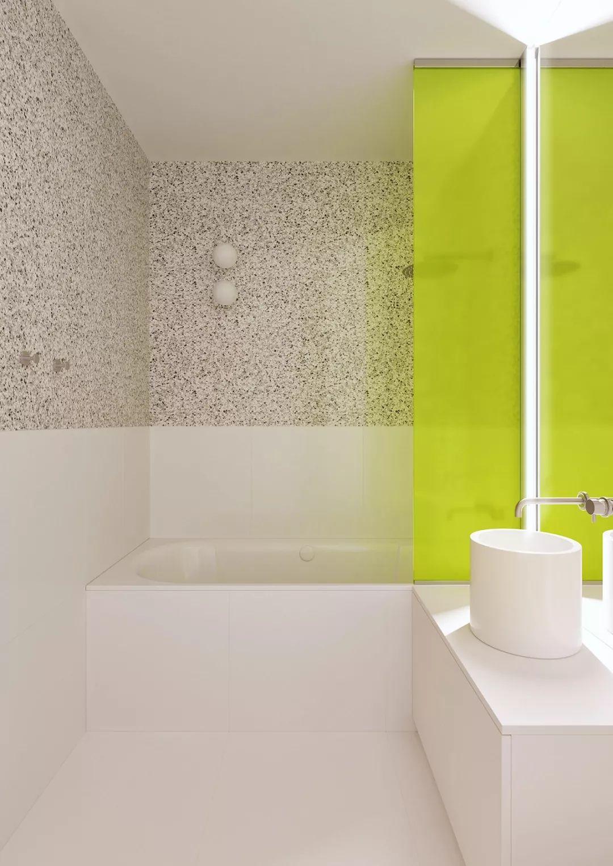 在48平米的小空间里,感受色彩的和谐与冲突 Z River Studio|Z River Studio - 9