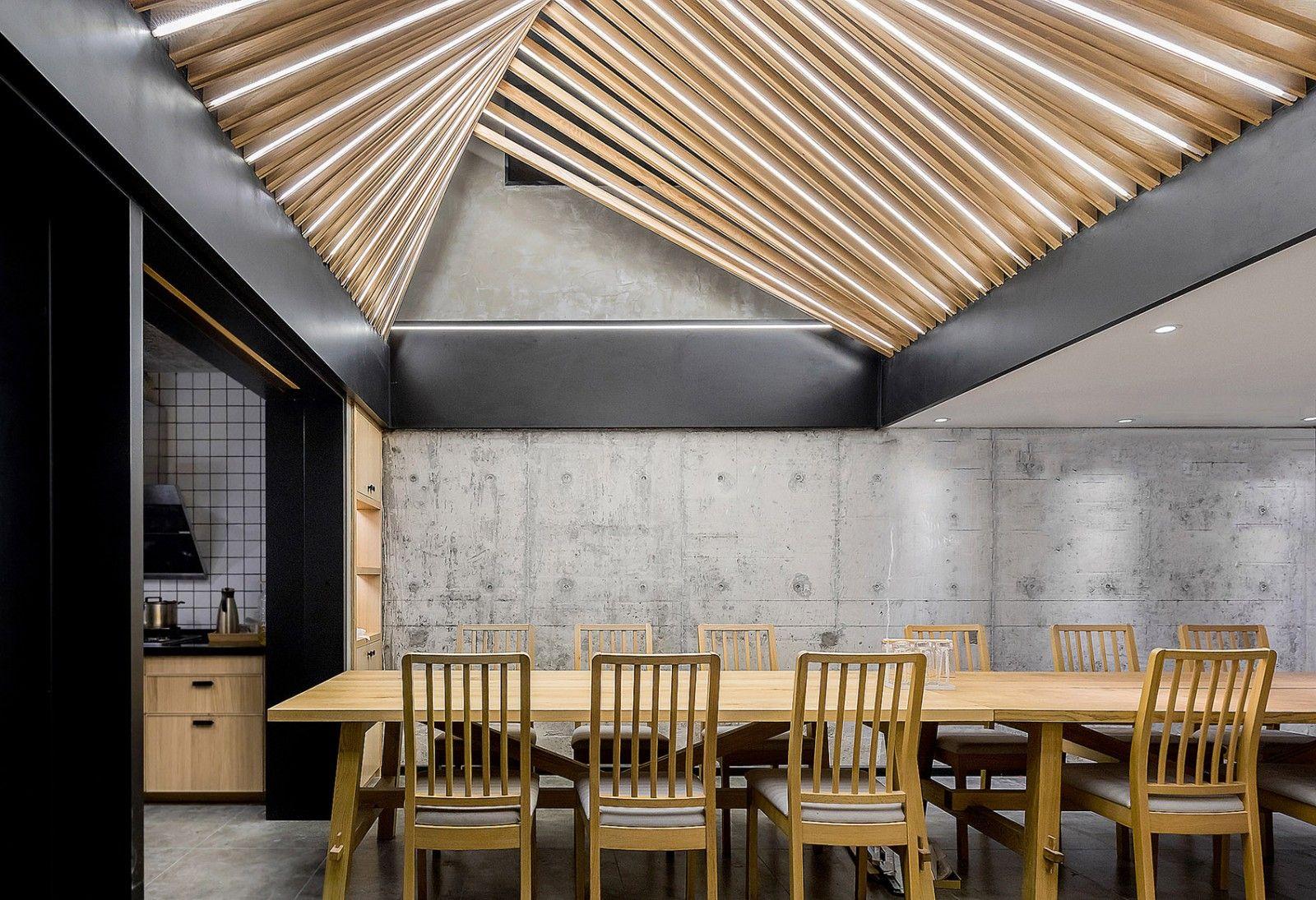 白沙泉办公空间改造设计,杭州 / 杭州巨合建筑设计事务所