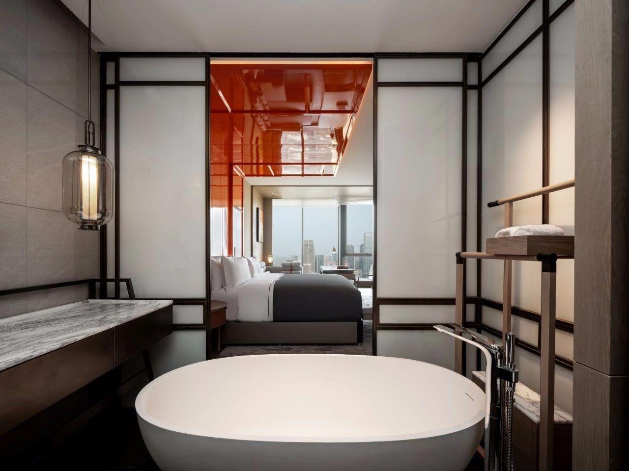 新作 | 成都 !亚太首家 Canopy 酒店,CCD如何用传统材料定义现代时尚艺术