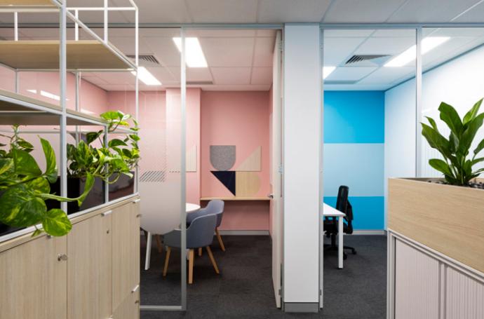变革创新 生命科技公司Eppendorf艾本德悉尼办公设计欣赏