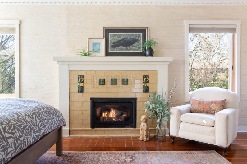 设迹每周一居:软装让旧房子焕发现代活力