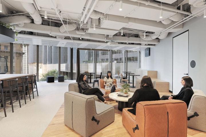 优雅轻奢 企业金融服务商总部设计|Valmont - 7