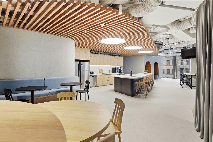 优雅轻奢 企业金融服务商总部设计|Valmont - 5