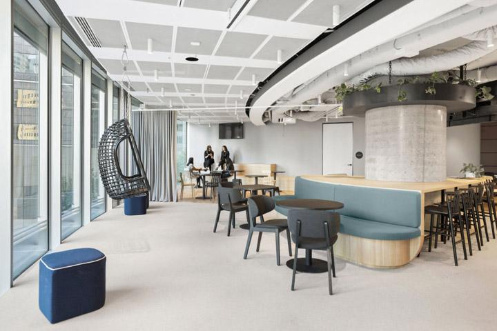 优雅轻奢 企业金融服务商总部设计|Valmont - 13