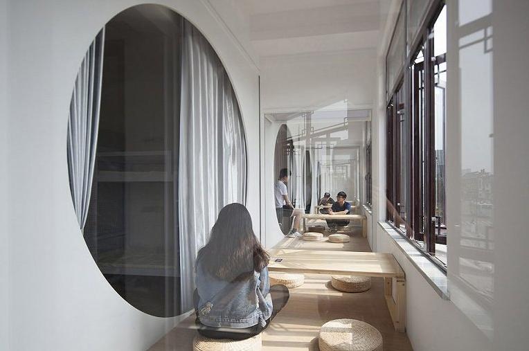 设计元素一一俱全的青年旅社|曹璞 - 12