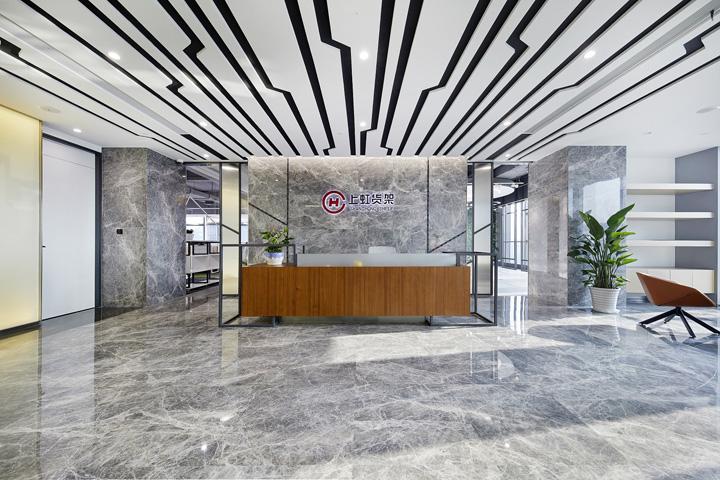 富含想象力与创造力的上海上虹货架办公室