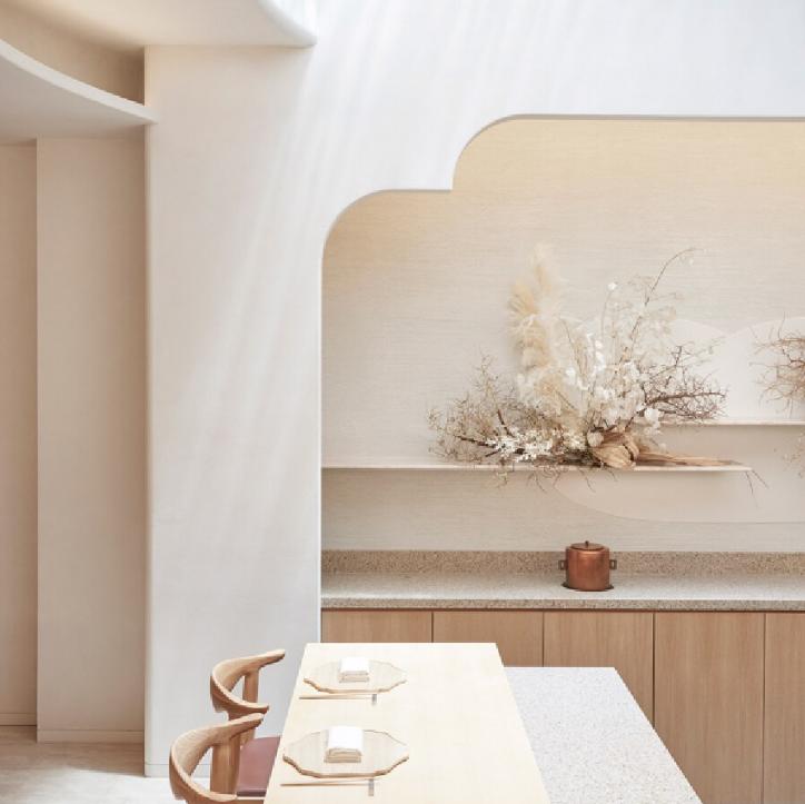 餐厅室内设计的极简主义