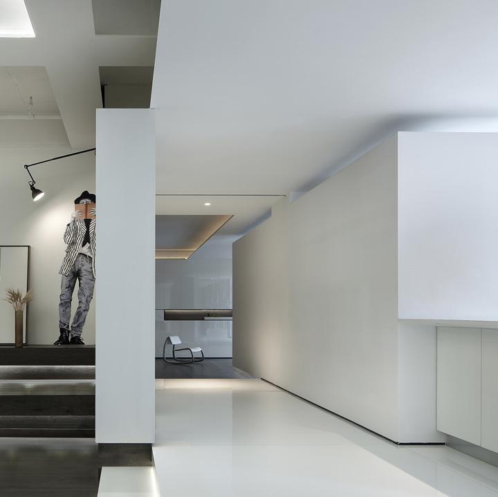 构想初心 郑州办公空间的设计